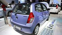 Hyundai i10 Electric Concept live in Frankfurt