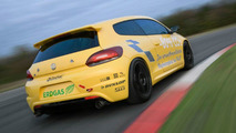 VW Scirocco Cup Race Series Announced - Bio-CNG-powered race