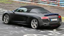Audi R8 V10 Spider Prototype on Nurburgring