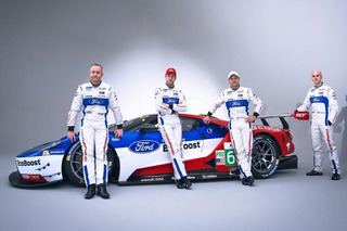 Ford GT: Here's Who is Driving at Its Return to Le Mans