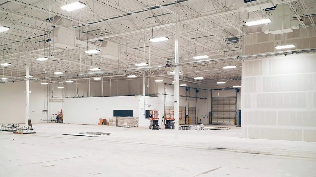 Google new facility