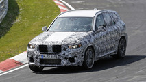 2018 BMW X3 M hits the Nurburgring for intense tests
