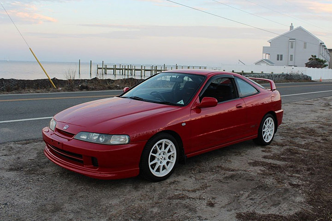 5 Reasons You Need an Acura Integra Type R