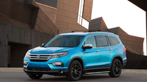 2016 Honda Pilot to be offered with an assortment of styling accessories