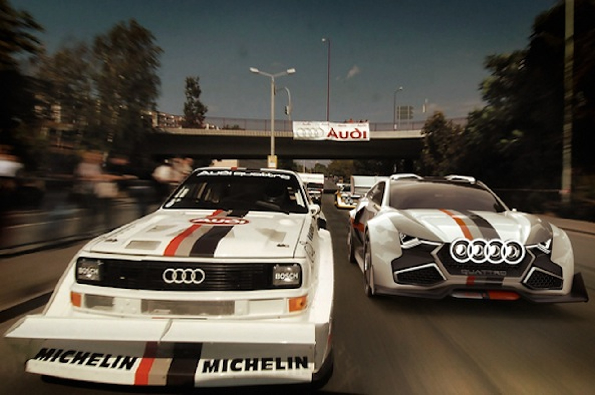 Audi Quattro Group B Concept: An Icon Gets a Menacing Makeover