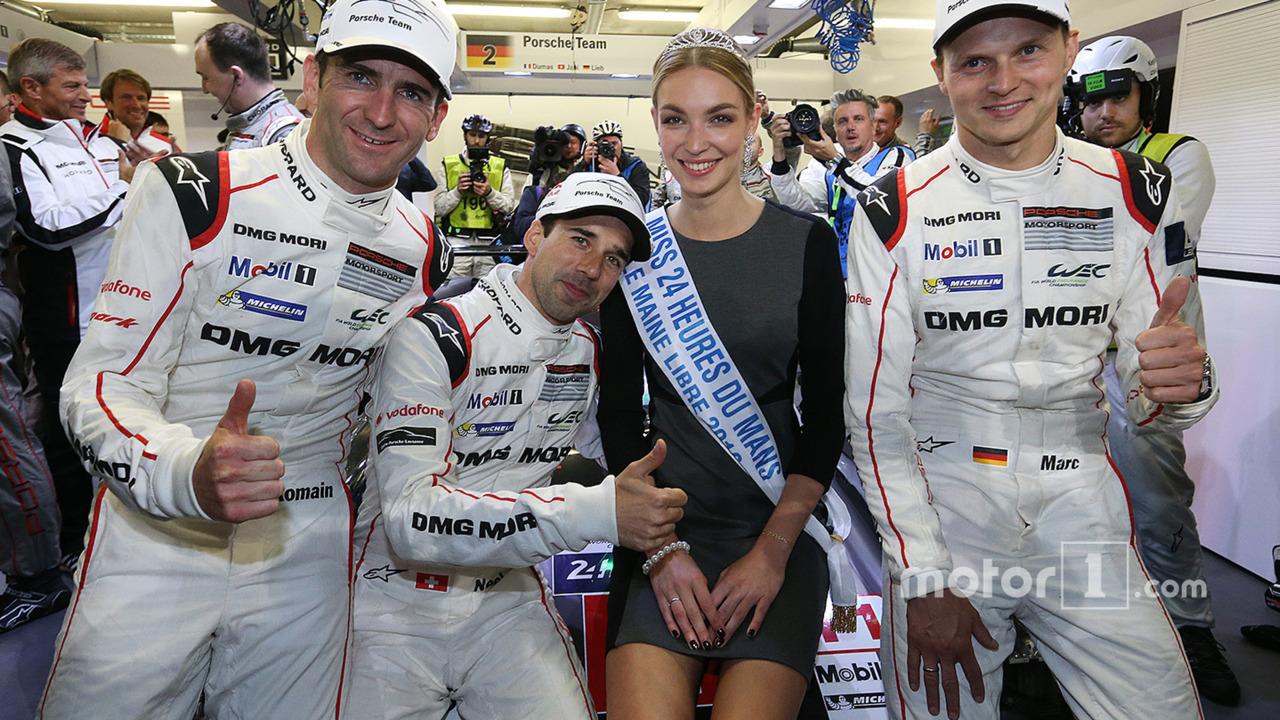 Polesitters #2 Porsche Team Porsche 919 Hybrid