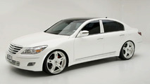Three Hyundai Genesis Sedans Revealed at SEMA 2008