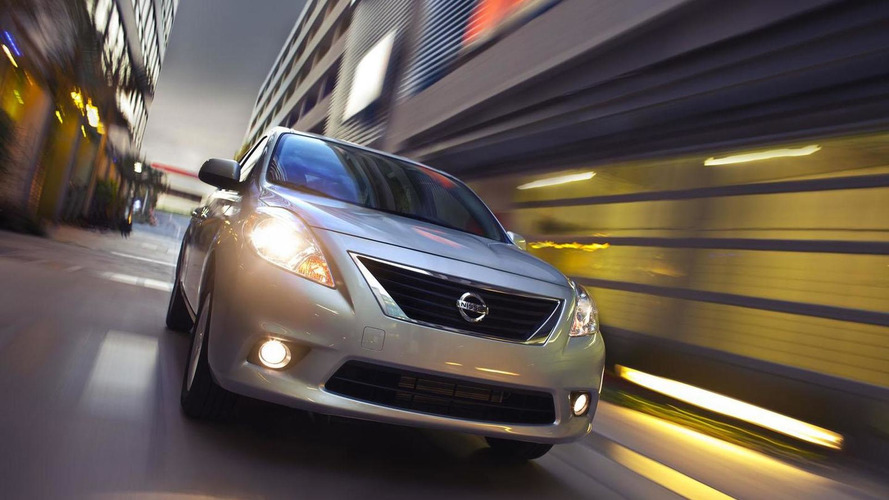 Feds investigating Nissan Versa over accidental airbag deployments