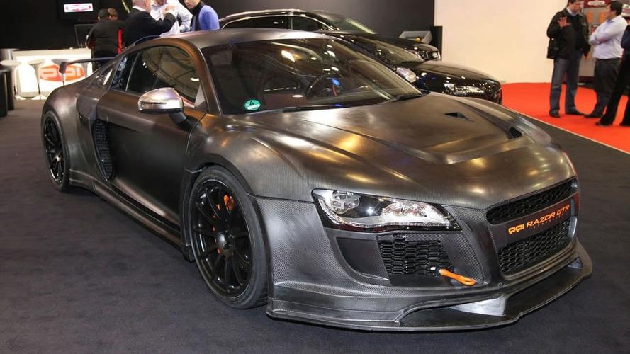 PPI Razor GTR based on Audi R8 Debuts at Essen