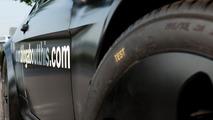 BMW Frankenstein test mule latest video - named i100 Coupe ActiveHybrid