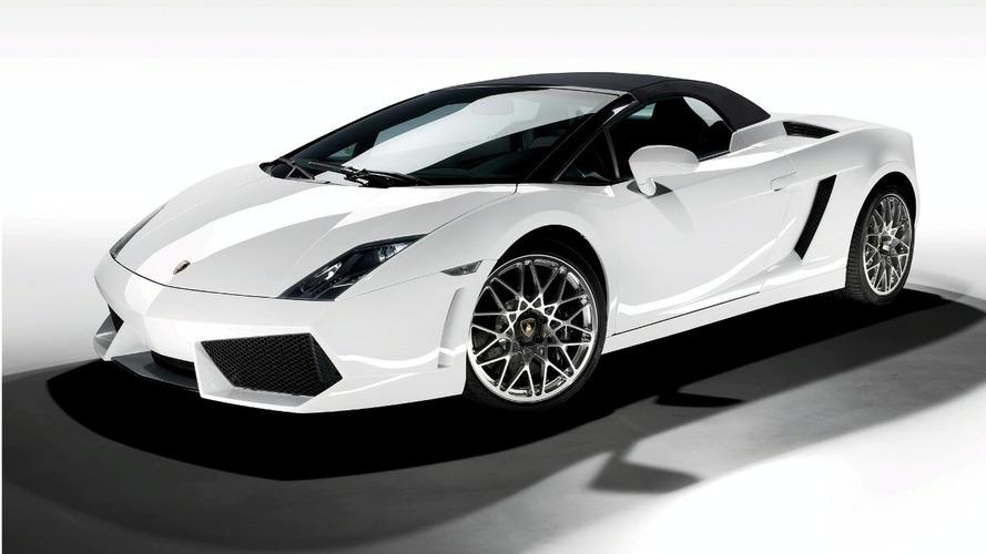 Lamborghini Gallardo LP 560-4 Spyder Revealed