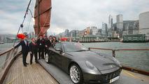 1000th Ferrari in Hong Kong