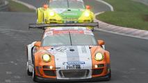 F1 driver Nico Hülkenberg takes Porsche 911 GT3 R Hybrid for test run on Nurburgring [Video]