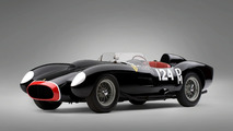 Legendary Ferrari *Pontoon-fender* Testa Rossa Set to Break World Auction Record