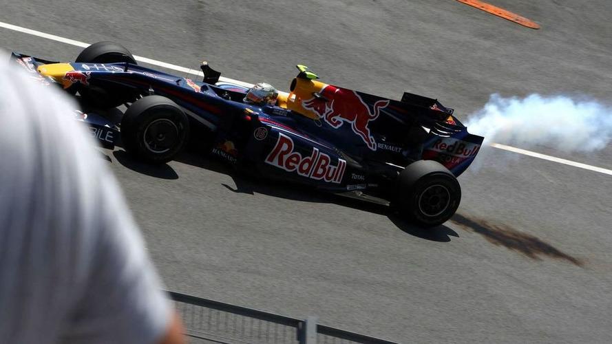Engine-short Vettel to limit practice laps