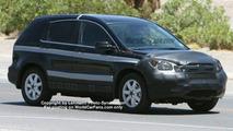 2007 Honda CR-V (US spec) Spy Photo