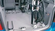 VW Touran Interior Bicycle Carrier