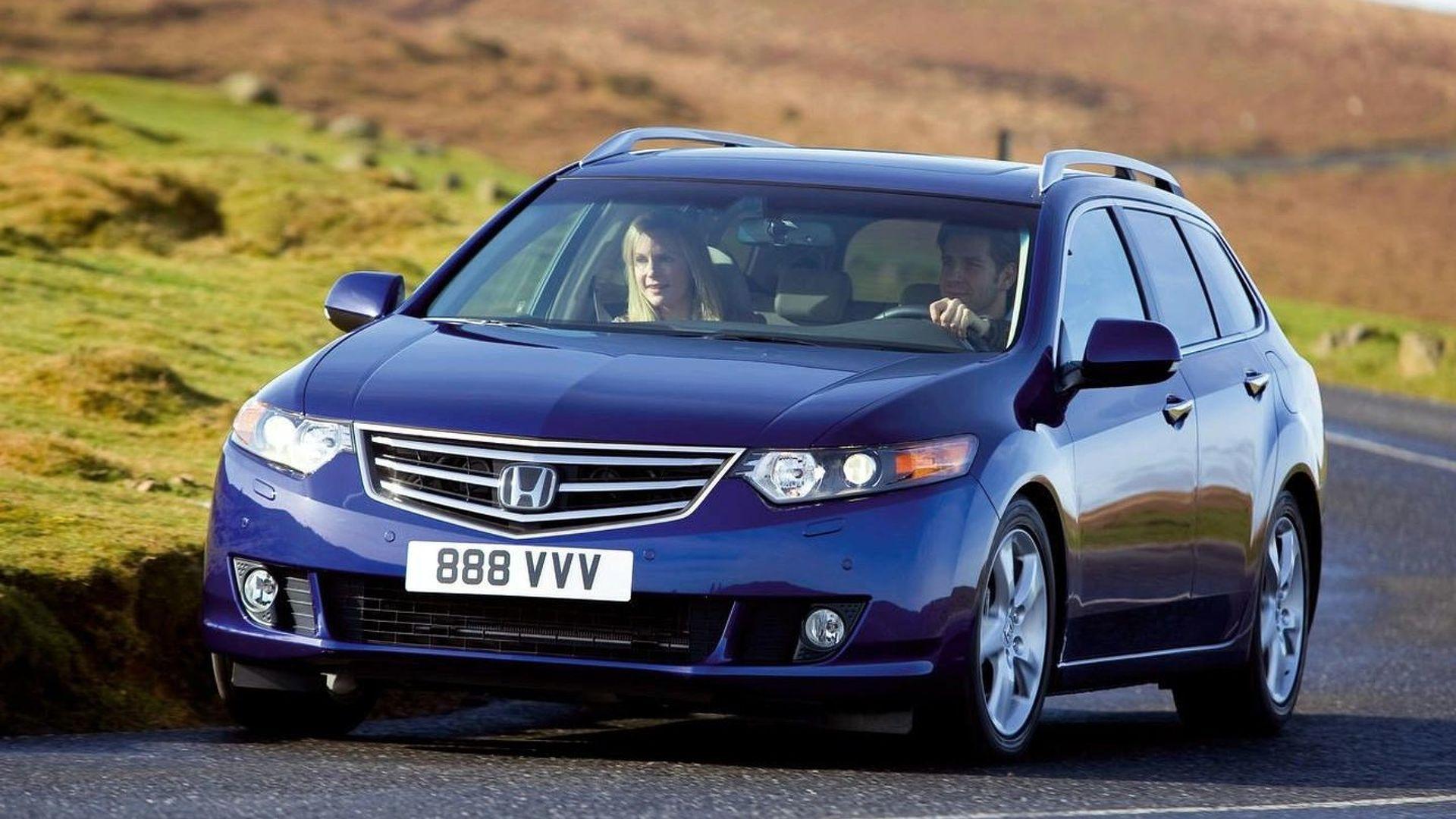 Acura Announces TSX Sport Wagon Due in Fall 2010