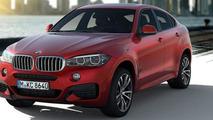 2015 BMW X6 M Sport unveiled