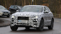 2016 Jaguar F-Pace spy photo