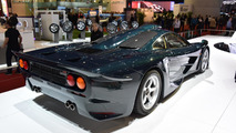 McLaren F1 GT live at 2015 Geneva Motor Show