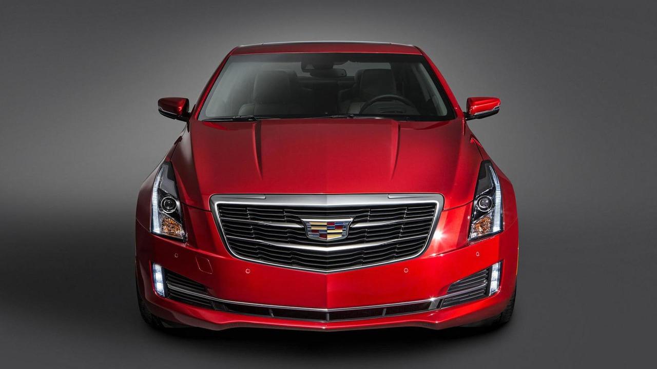 2015 Cadillac ATS Coupe (Euro-spec)