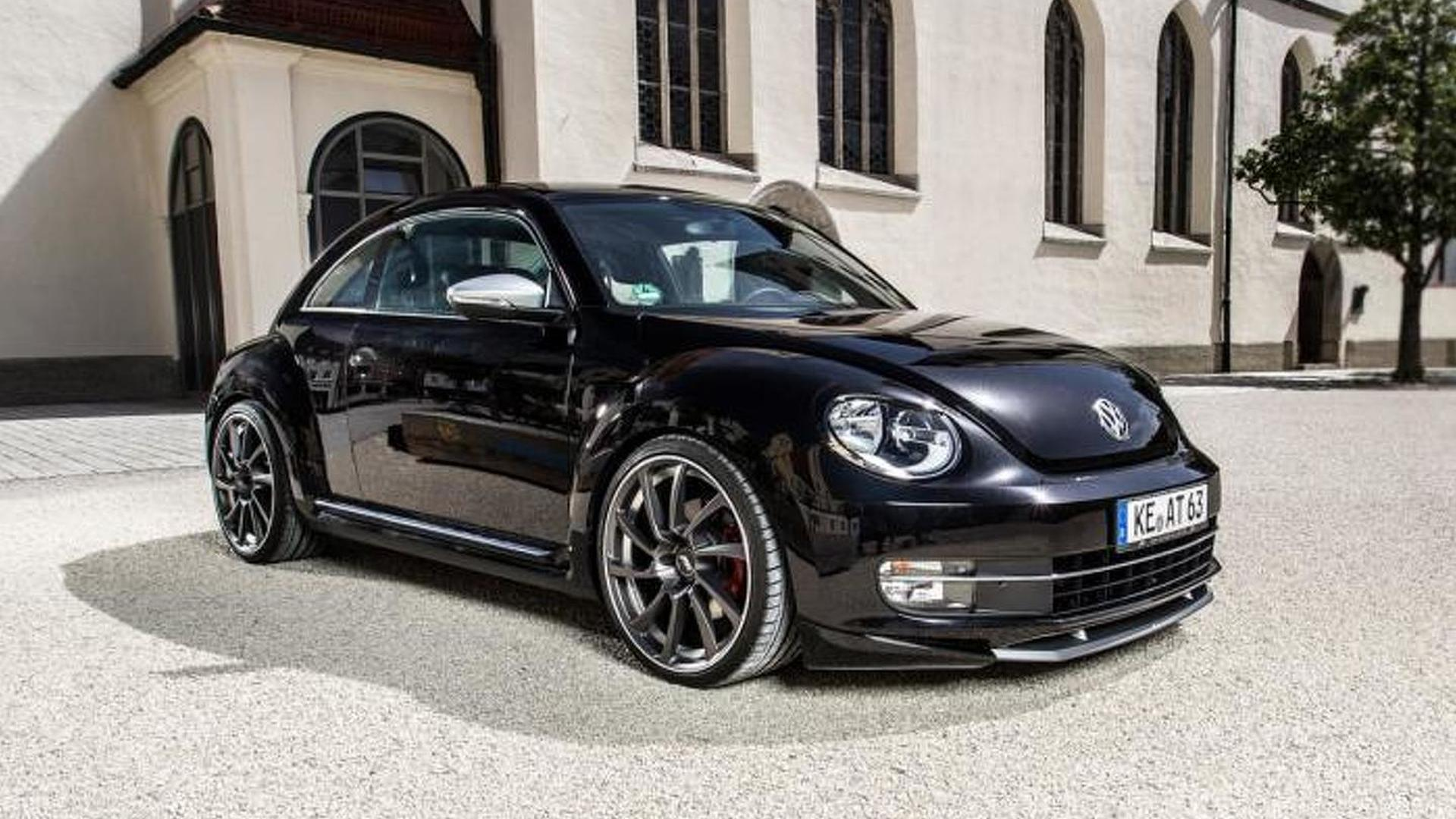 ABT updates its tuning program for the Volkswagen Beetle