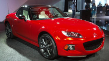 Mazda MX-5 25th Anniversary Edition priced from 32,205 USD