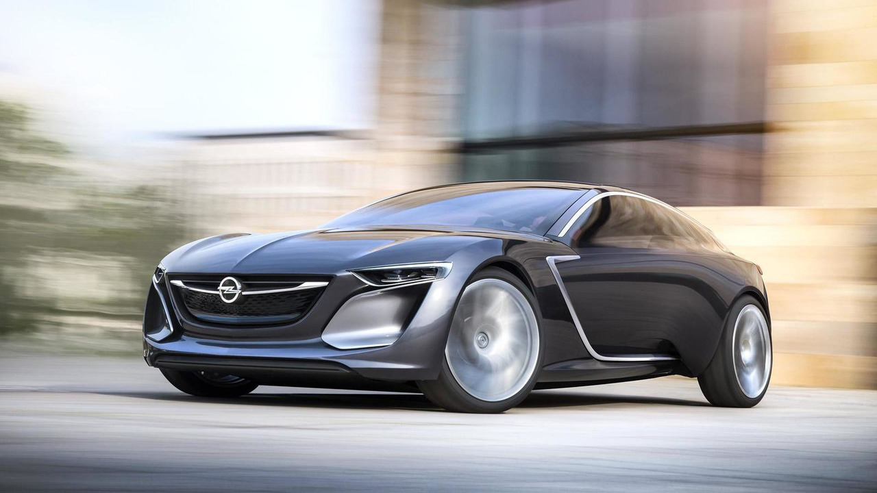 Vauxhall announces first details of all-new Insignia