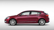 Qoros 3 Hatch arrives in Geneva, shows Chinese cars are not all bad