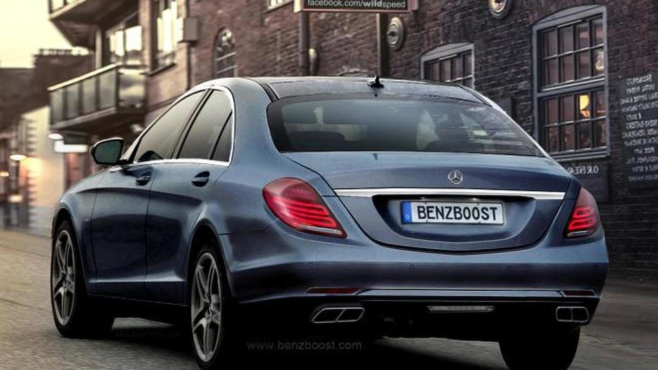 Mercedes benz s 65 amg w222 2013