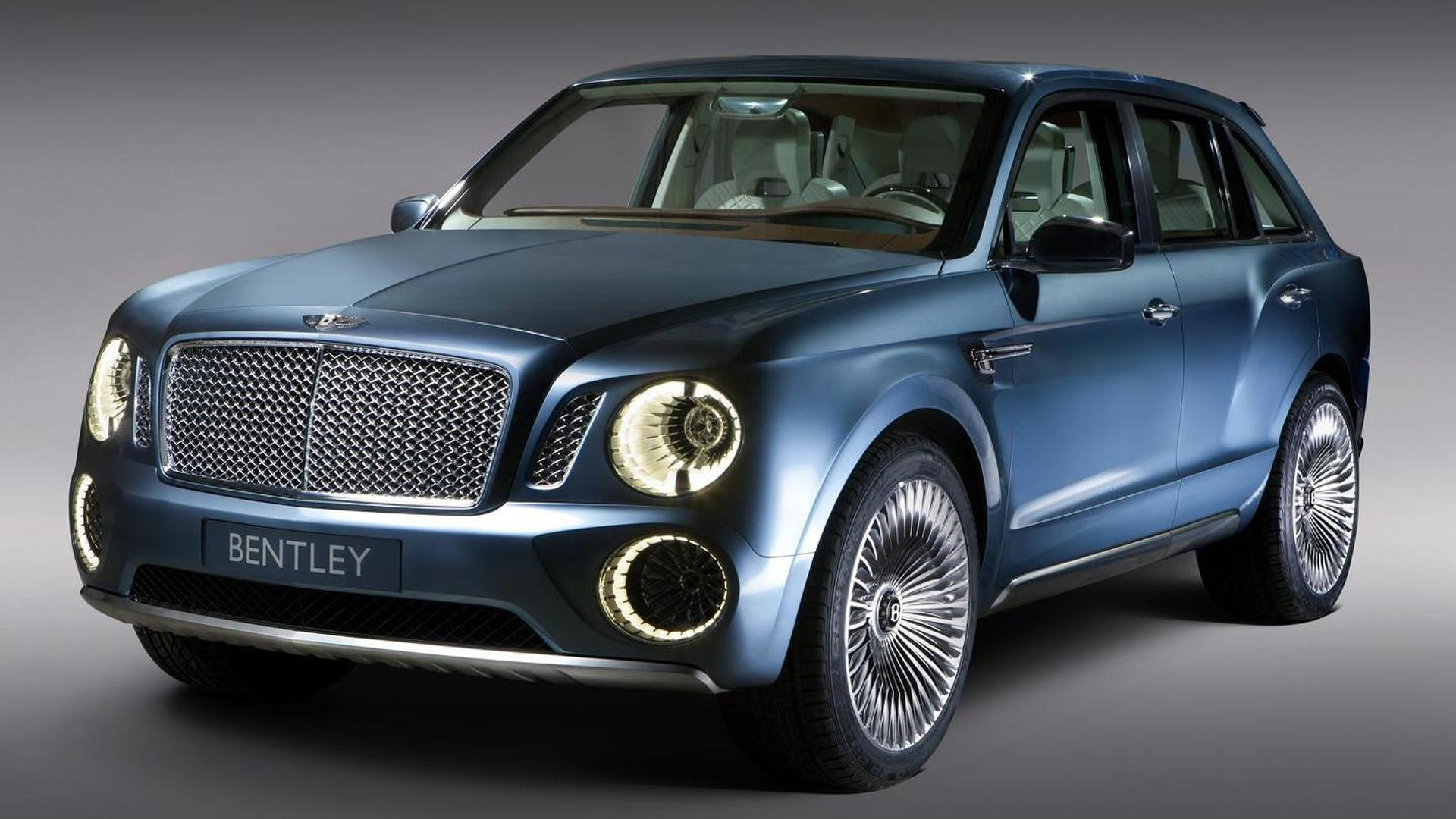 Bentley CEO confirms plans for a hybrid SUV, hybrid powertrain to be offered across the lineup