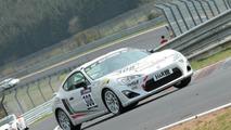 Toyota GT 86 CS-V3 customer race car announced