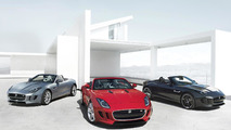 Jaguar F-Type (official photo)