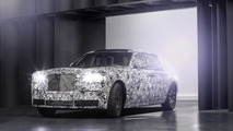 Rolls Royce begins testing its new aluminum space-frame architecture