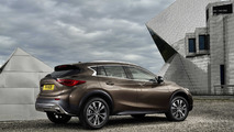 Infiniti concedes the Q30 & QX30 are the same thing