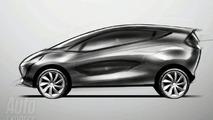 Mazda1 Official Sketch
