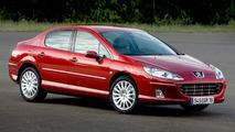 2008 Peugeot 407 Facelift