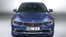 2013 Alpina B3 Bi-Turbo (F30) details emerge before Geneva debut