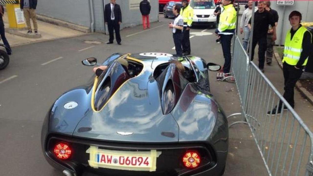 Aston Martin CC100 concept 18.05.2013