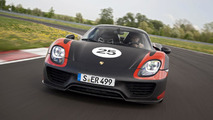 Porsche 918 Spyder still not sold out - report