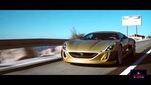 Bugatti Veyron meets the Rimac Concept_One