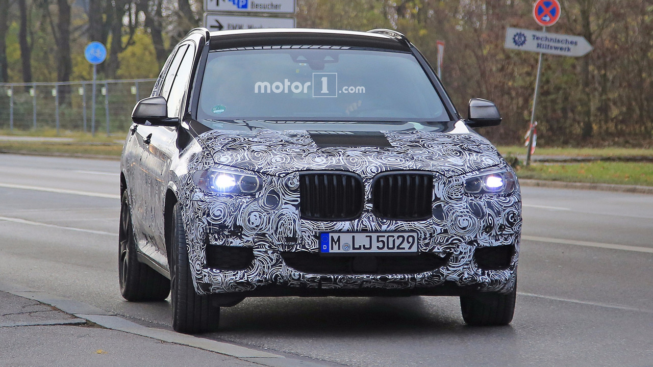 2018 bmw x3 not to be revealed until august 2017. Black Bedroom Furniture Sets. Home Design Ideas