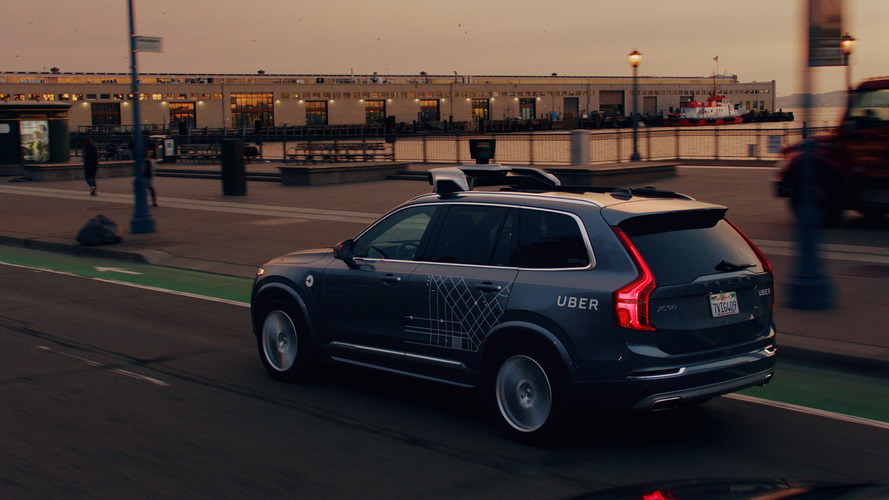 Uber offshoot's self-driving beer trucks hauled away autonomous Volvos