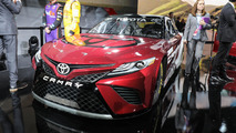 2018 Toyota Camry Nascar: Detroit 2017