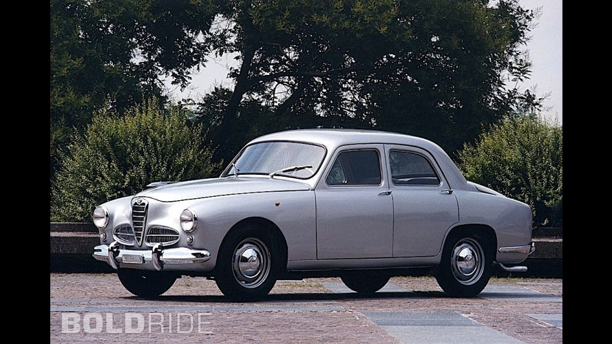 Alfa Romeo 1900 Berlina