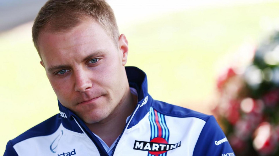 Bottas recovering from back injury in Indonesia