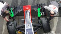Haas F1 Team VF-16 detail