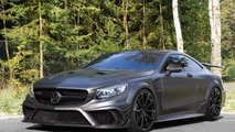 Mansory releases Mercedes-AMG S63 Coupe Black Edition with 1,000 PS