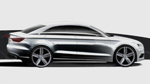 2013 Audi A3 images discovered